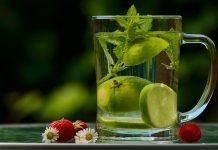 voda z limeto