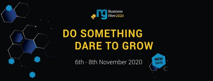 Do something, dare to grow. Business Hive 2020