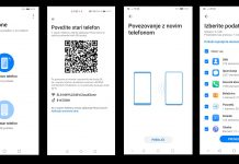 Aplikacija Phone Clone