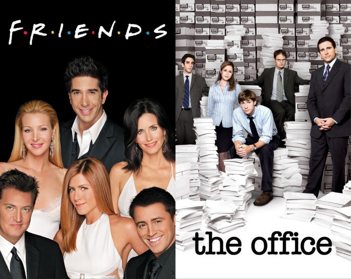 Friends vs The Office