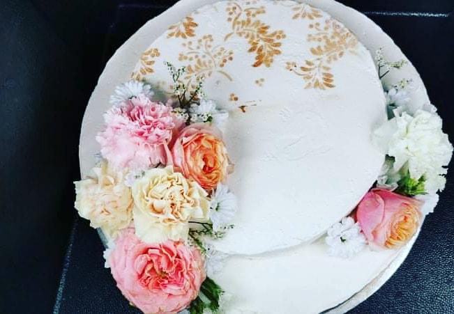 Okrašena torta