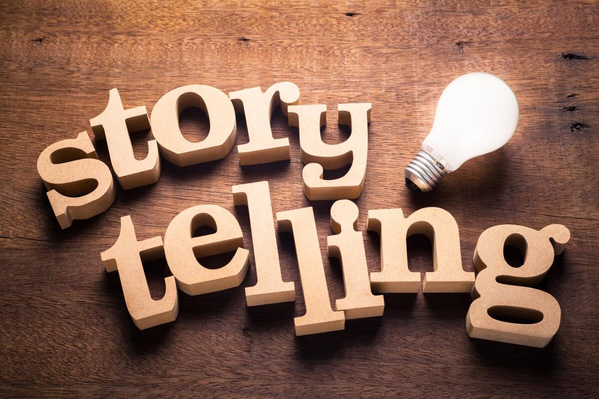 [On-line interaktivna delavnica] STORYTELLING – delavnica za ustvarjanje prepričljivih in uporabnih zgodb