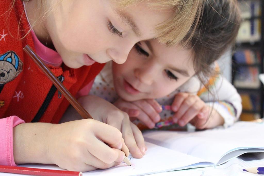 Koncentracija otrok